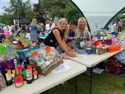 Family Fun Day raises £2,000 for SCOPE