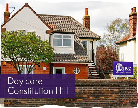 Consution Hill Norwich Once Upon A