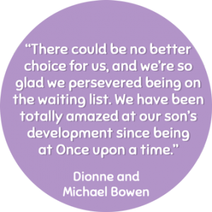 Dionne and Michael Bowen Testimonial
