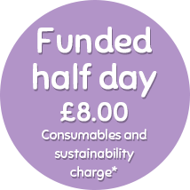 funded half day